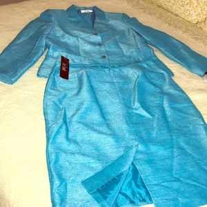 Le Suit Women's 2 Pc Suit